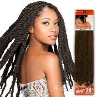 Sensationnel Synthetic Braid - REGGAE BRAID (Marley Braid ...