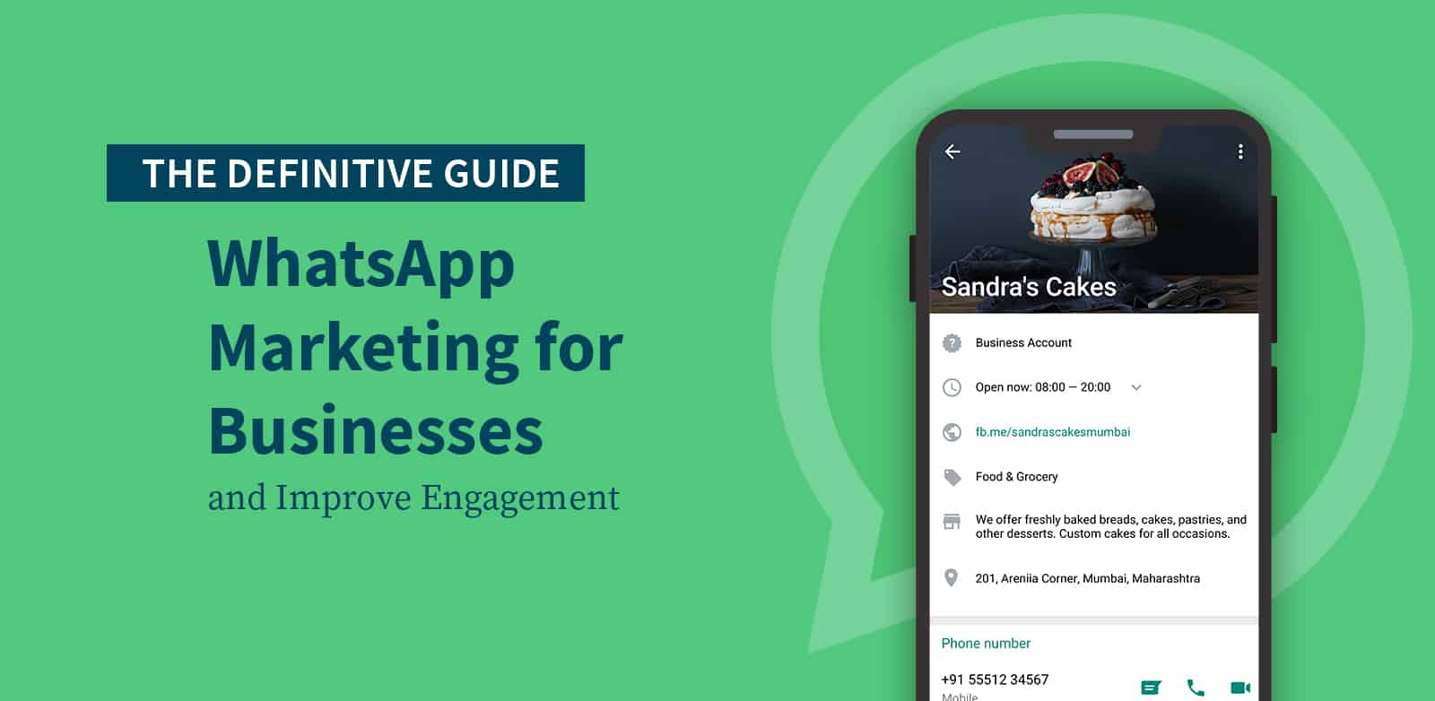 WhatsApp Marketing for Businesses: The Definitive Guide [2019]