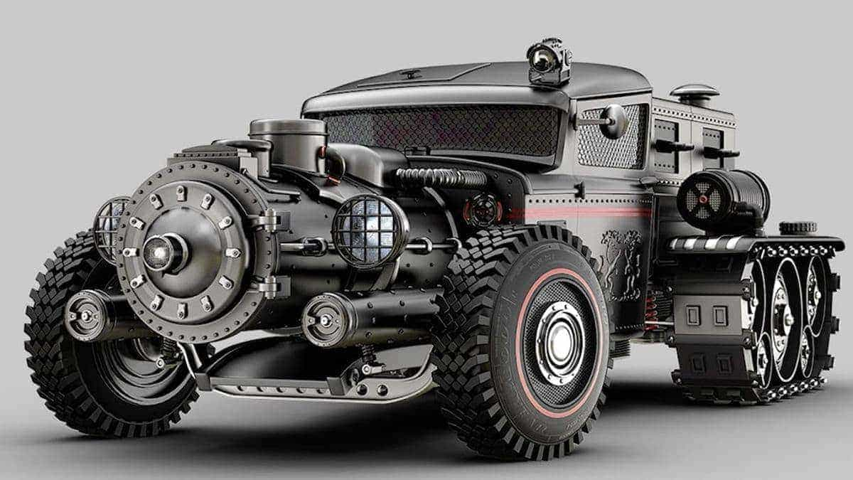 Autos perfekt fr die Apokalypse von Jomar Machado  Was
