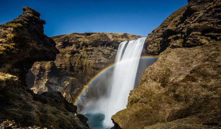 when in iceland, south iceland, southern iceland, day tour, iceland tours, skógafoss, skogafoss, waterfall
