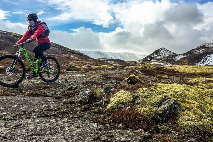 Mountain Biking Iceland – Lava Bike