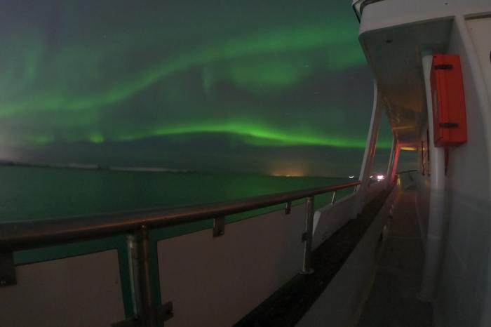 Northern Lights Luxury Cruise