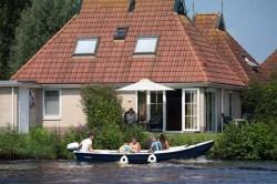 4-persoons Wâld vakantiehuizen in Friesland