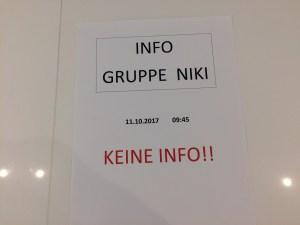 Erfahrungen mit Niki und Neckermann Reisen