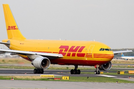 DHL Frachtflieger (Veröffentlicht in Kennzahlen im Luftverkehr)