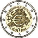 2 Euro Einführung Euro
