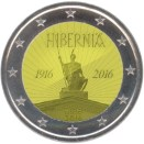 2 Euro Irland 2016 Hibernia Osteraufstand Sondermünze