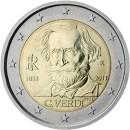 Italien 2 Euro 2013 Verdi