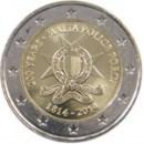 Malta 2014 2 Euro Polizei