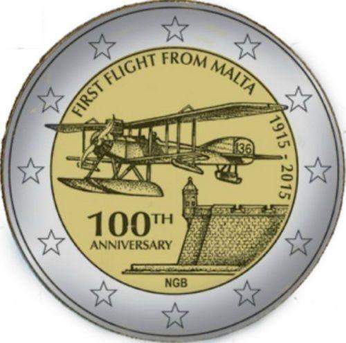 2 euro malta wert