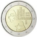 Slowenien 2 Euro 2011
