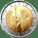 Spanien 2 Euro