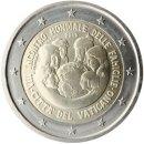 Vatikan 2015 2 Euro Weltfamilientag