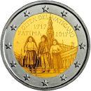Vatikan 2017 2 Euro Fatima