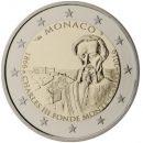 Monaco 2 Euro 2016 Monte Carlo Charles III