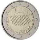 Finnland 2015 2 Euro Münze zu Gallen-Kallela