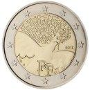 Frankreich 2015 2 Euro Münze 70 Jahre Frieden seit 1945