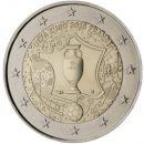 Frankreich 2016 2 Euro Münze Europameisterschaft Fußball