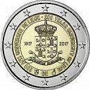 Belgien 2017 2 Euro 200 Jahre Universität Lüttich