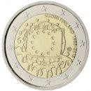 Europaflagge Finnland 2015 Gemeinschaftsserie 2 Euro