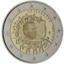 Europaflagge Luxemburg 2015 Gemeinschaftsserie 2 Euro