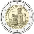 2 Euro Griechenland 2017 Archäölogische Anlagen Philippi