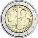 Luxemburg 2017 2 Euro Geburtstag Großherzog Wilhelm III