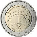 Römische-Verträge-Finnland-2-Euro-Münze
