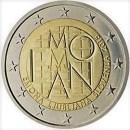 Slowenien 2015 2 Euro Münze Emona Ljubljana