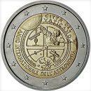Vatikan 2009 2 Euro Münze Jahr der Astronomie