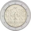 Litauen 2018 2 Euro Tanzfestival