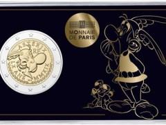 Frankreich 2019 2 Euro Asterix in der Coincard