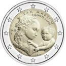 San Marino 2019 2 Euro Todestag von Filippo Lippi