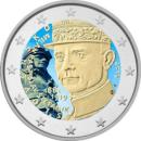 Slowakei 2019 2 Euro Stefanik in Farbe