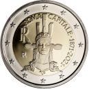 Italien 2021 2 Euro Rom