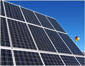 Netzgekoppelte Solaranlagen