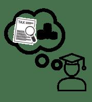 Muss ich als Student Steuern zahlen oder einer Steuererklärung abgeben?