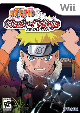 video games - naruto