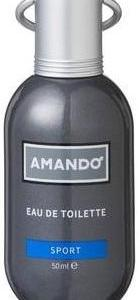 Amando Eau de Toilette Sport - Men 50 ml
