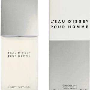 Issey Miyake L'eau D'issey Men - Eau De Toilette 125 ml