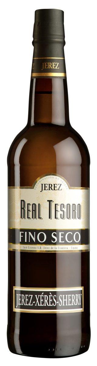 Valdespino Real Tesoro, Fino Seco