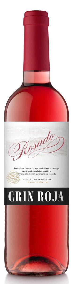 Crin Roja Rosado