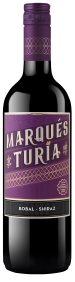 Marques Turia Tinto Bobal Shiraz