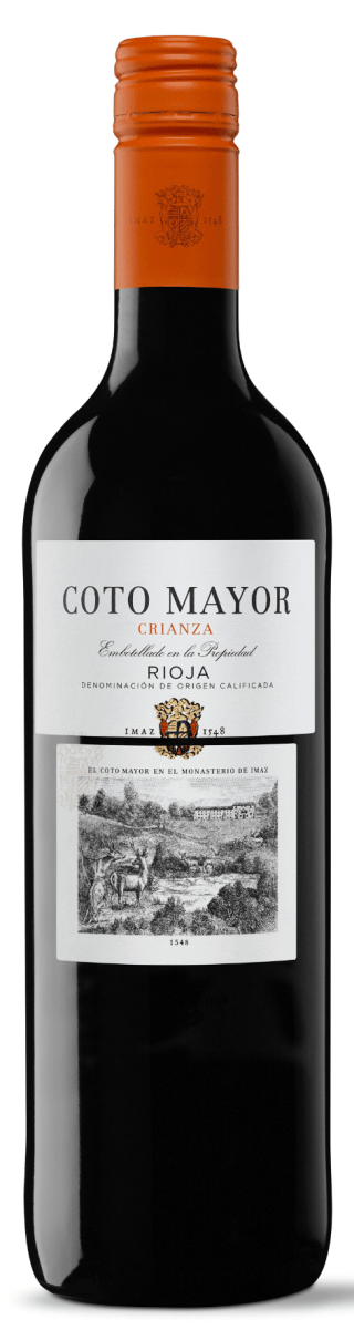 Coto Mayor Rioja Crianza