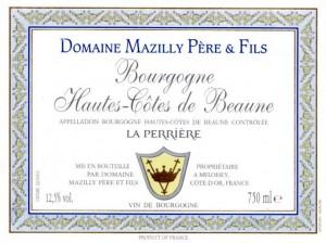2006-01 Cotes de Beaune Mazilly ET_01