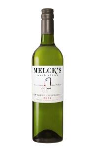 Melck's Unwooded Chardonnay