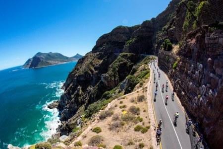Fietsreis Zuid-Afrika