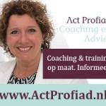 Act Profiad Coaching en Advies