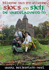 11-11-2019 in Neel: 'Sjots en sjeif de Vastelaovend in!'
