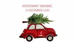 Kerstmarkt Maasniel op zondag15 december!